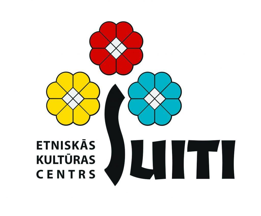 """Etniskās kultūras centrs """"Suiti"""" logo"""