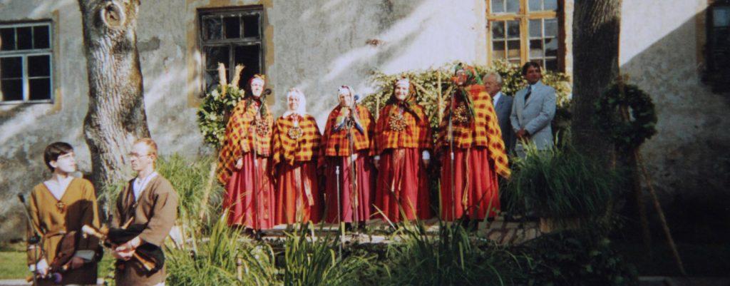 Burdona festivāls 2004