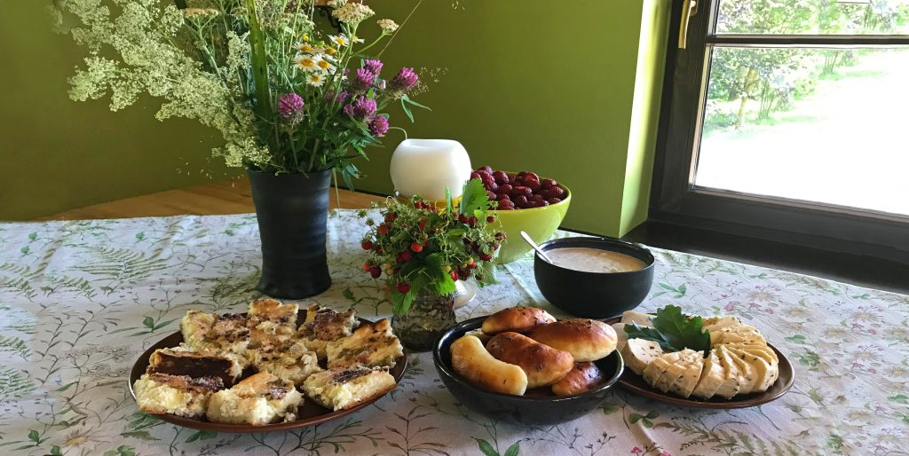 Ēdienu receptes