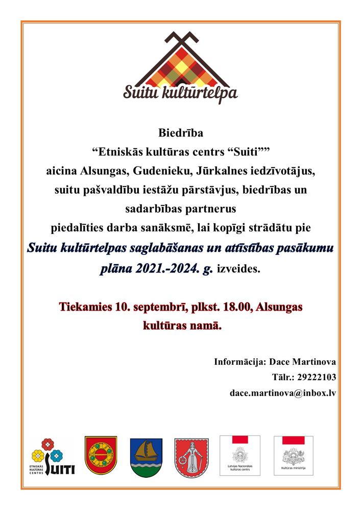 Darba sanāksme 10.septembrī